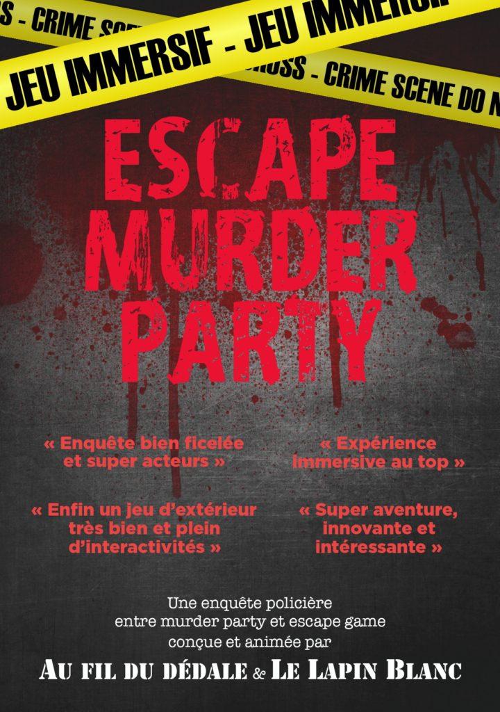 Escape Murder Party