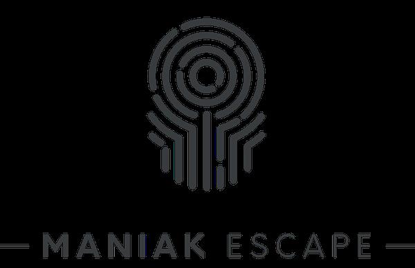 Relation presse - Logo Maniak Escape