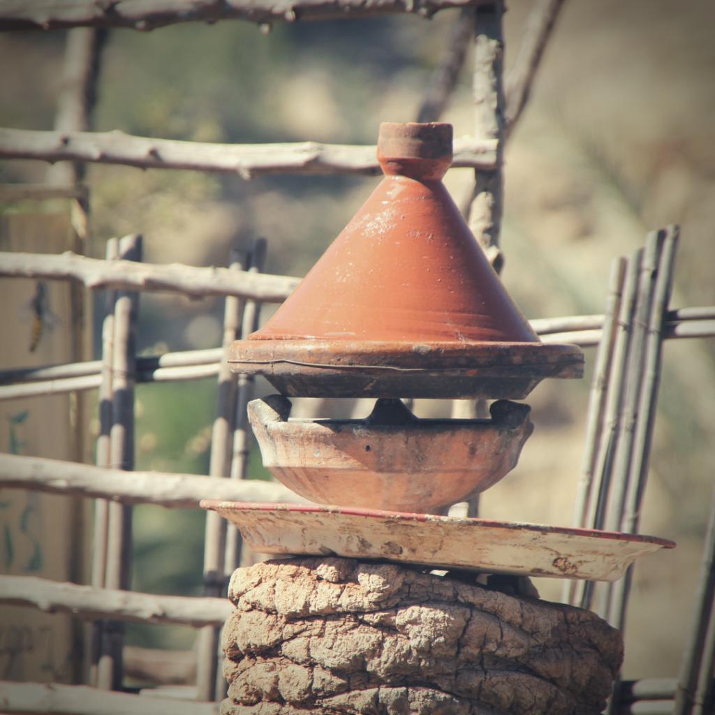 Les saveurs du voyage (Maroc)